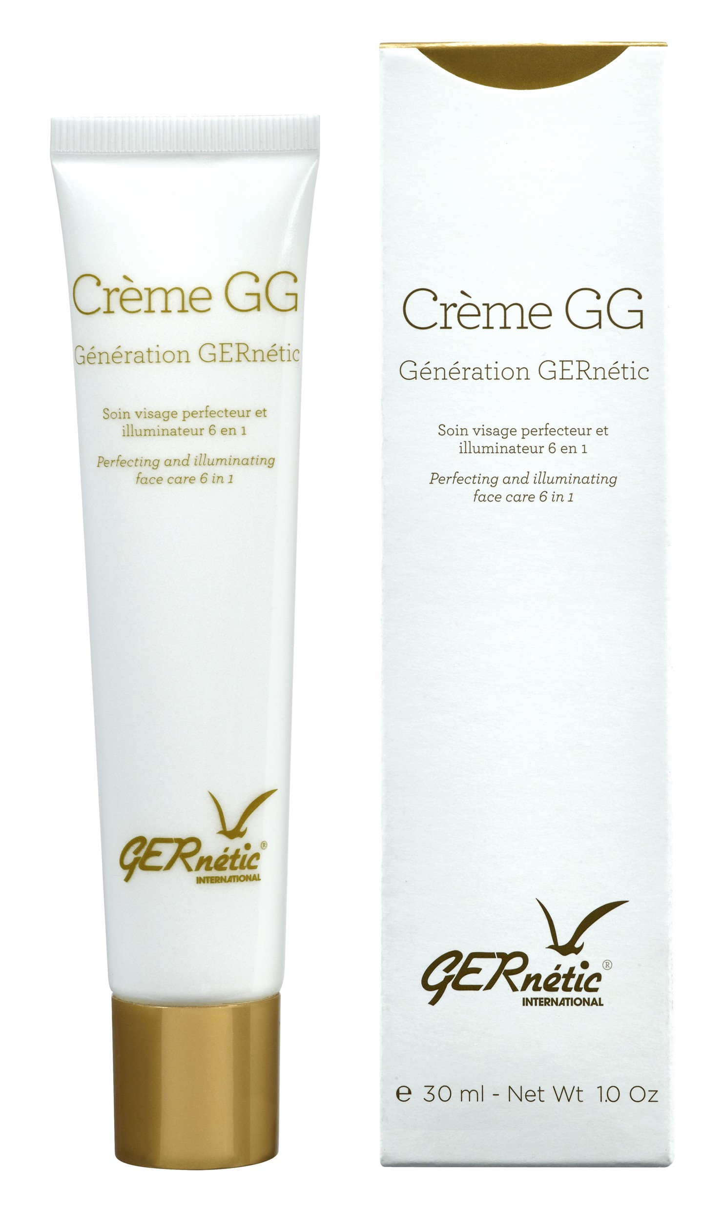GERNETIC -  GG Cream- 6 in 1 face care (30ml)