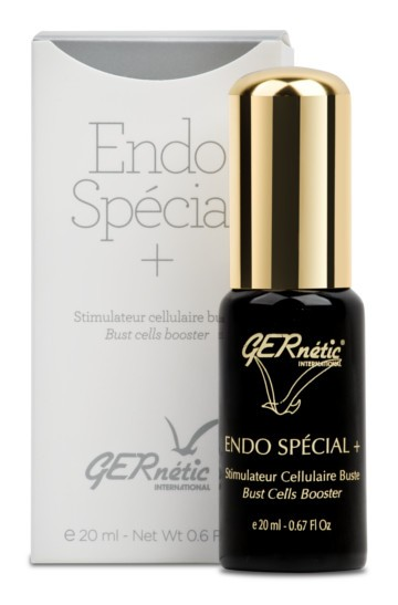 GERNETIC ENDO SPECIAL + Bust Cells Booster (20ml) - Super balancing