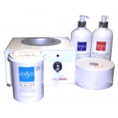 KIT 503N SOLO PIL KIT INCLUDE:..1x20oz wax, Pre/d lotion 500ml